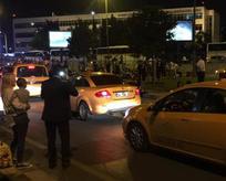 Alçak saldırı sonrası taksiciler fırsatçılık yaptı iddiası