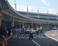ABDde havalimanında bomba paniği