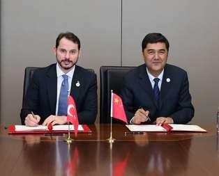 İki ülke arasında dev anlaşma