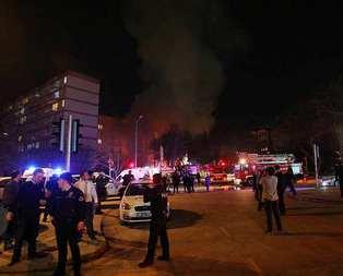 Ankarayı kana bulayan hain öldürüldü!