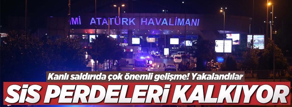 Atatürk Havalimanı saldırısında 11 kişi gözaltında