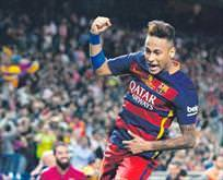Neymar 5 yıl daha Barcelona'da