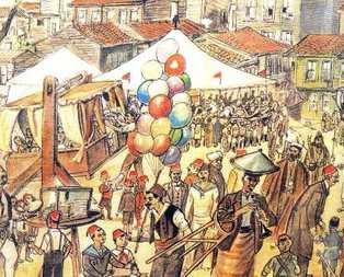 Osmanlıda ramazan bayramı böyle kutlanırdı
