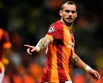 Sneijder FİFA yolcusu