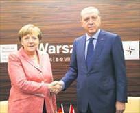 Erdoğan'dan İncirlik şartı