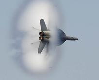İşte ses duvarını delen muhteşem uçaklar