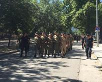 Bin 200 asker serbest bırakıldı