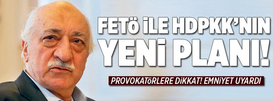FETÖ ile HDPKK'dan İmralı provokasyonu