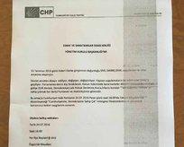 CHPnin derdi protesto değil Erdoğan!