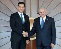 Başbakan Yıldırım: Kıbrısta barış istiyoruz