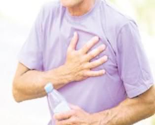 Kalp krizi 'Geliyorum' diyor