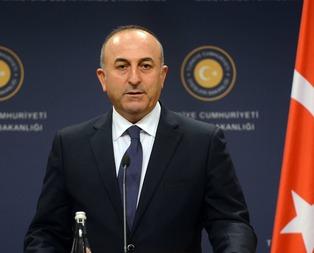 Bakan Çavuşoğludan o iddialar hakkında açıklama