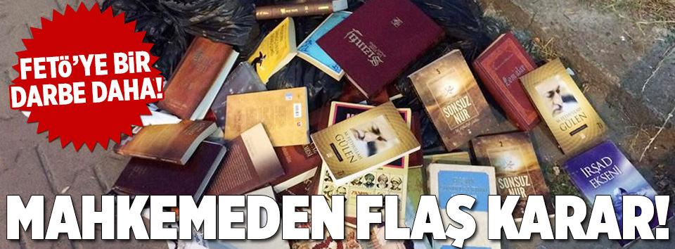 Teröristbaşı Gülen imzalı her şey yasak!