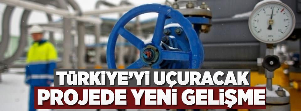 Türk Akımı projesinde yeni gelişme
