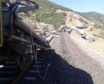 Elazığda Trene kalleş pusu saldırı