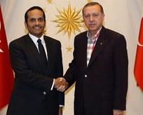 Erdoğan Al Saniyi kabul etti