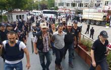 FETÖnün darbe girişimine 12 bin 96 tutuklama