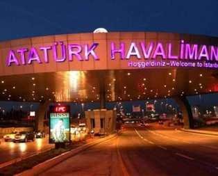 Atatürk Havalimanına yeni güvenlik önlemi