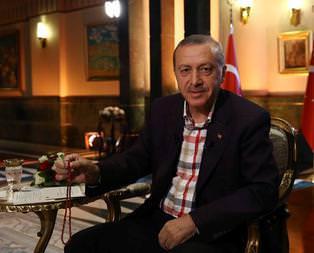 Erdoğandan ABDye gönderme!