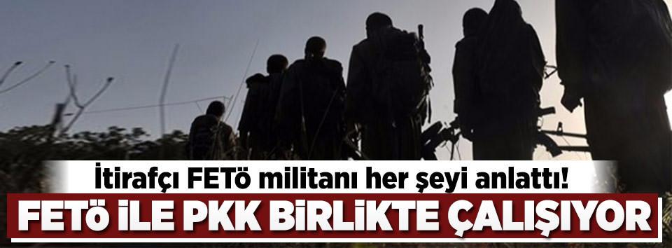 FETÖ, PKK ile çalışıyor