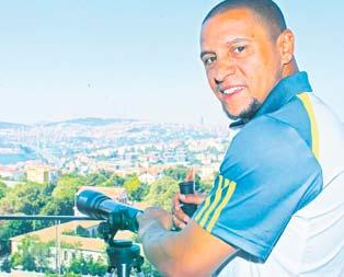 Fenerbahçede Roberto Carlos bombası