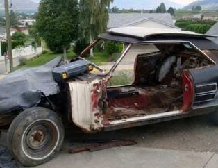 6 bin TL'ye aldığı otomobilinin değeri 1.5 milyon dolara fırladı!