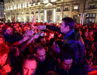 Fransa'da �arap festivali d�zenlendi