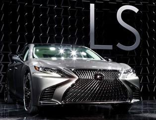 2017 Detroit Otomobil Fuarı başladı
