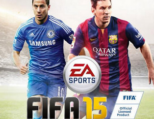 3 b�y�klerin FIFA15'te  g��leri