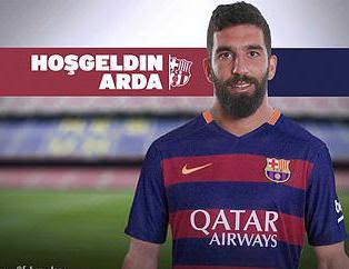 Arda Turan'�n Barcelona'ya transferi Twitter'� sallad�
