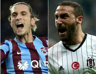 Avrupa'ya gitmesi muhtemel Türk futbolcular