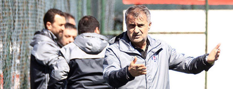 Beşiktaşta Şenol Güneş o isimlerin biletini kesti