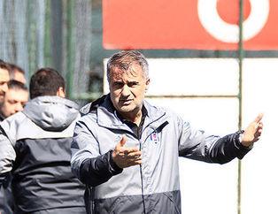 Beşiktaş'ta Şenol Güneş o isimlerin biletini kesti