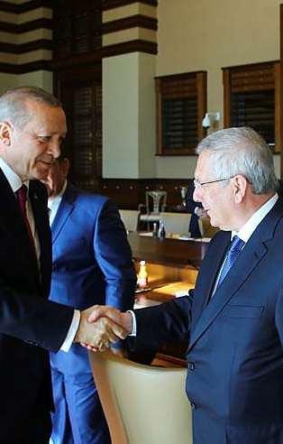 Cumhurba�kan� Erdo�an, Kulüpler Birli�i...