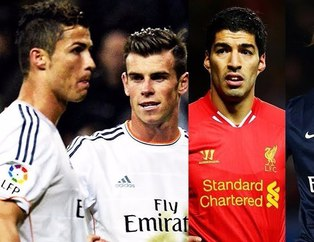 En çok transfer parası ödenen futbolcular