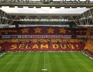 ''En''lerin takımı Galatasaray