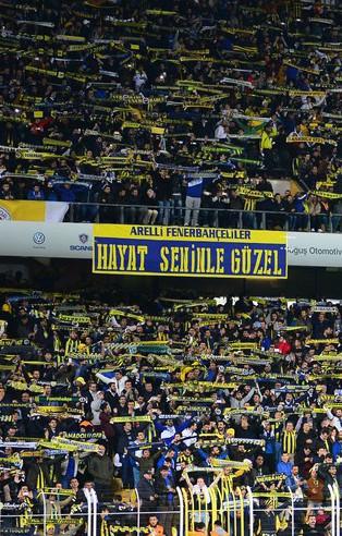 F.Bahçe-Trabzonspor maçından kareler