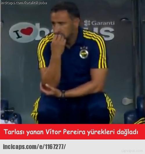 Fenerbahçe - Shakhtar Donetsk maçı Caps'leri