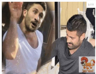 Fenerbahçe - Adanaspor maçı caps'leri
