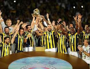 Averaj rekortmeni Fenerbahçe