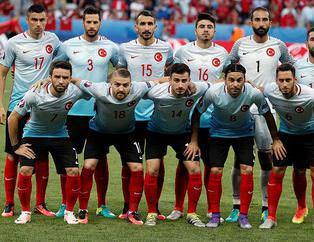 İspanya - Türkiye maçından kareler