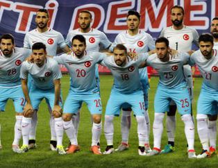 İşte Türkiye'nin EURO 2016 kadrosu