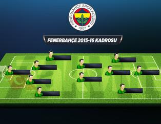 İşte yepyeni Fenerbahçe'nin kupaları getirecek oyun planı