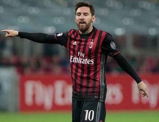 Lionel Messi, başka takımların formasını giyerse...