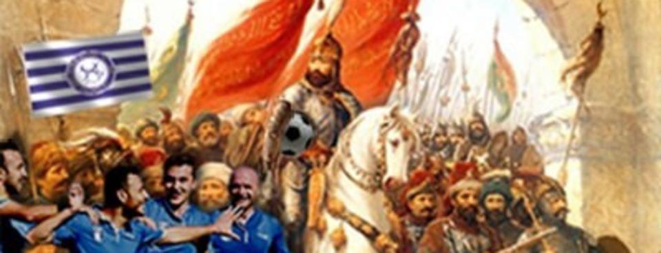 Osmanlı tarih yazdı, caspler patladı!