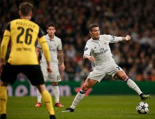 Ronaldo'nun yıllık geliri dudak uçuklattı!