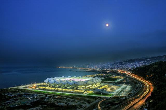 Türk futbolunun büyük stat hamlesi