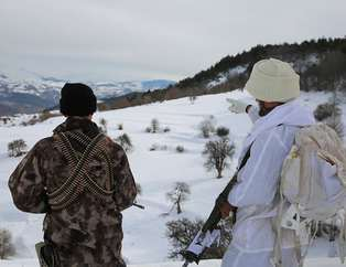 -22 derecede PKK'ya geçit yok