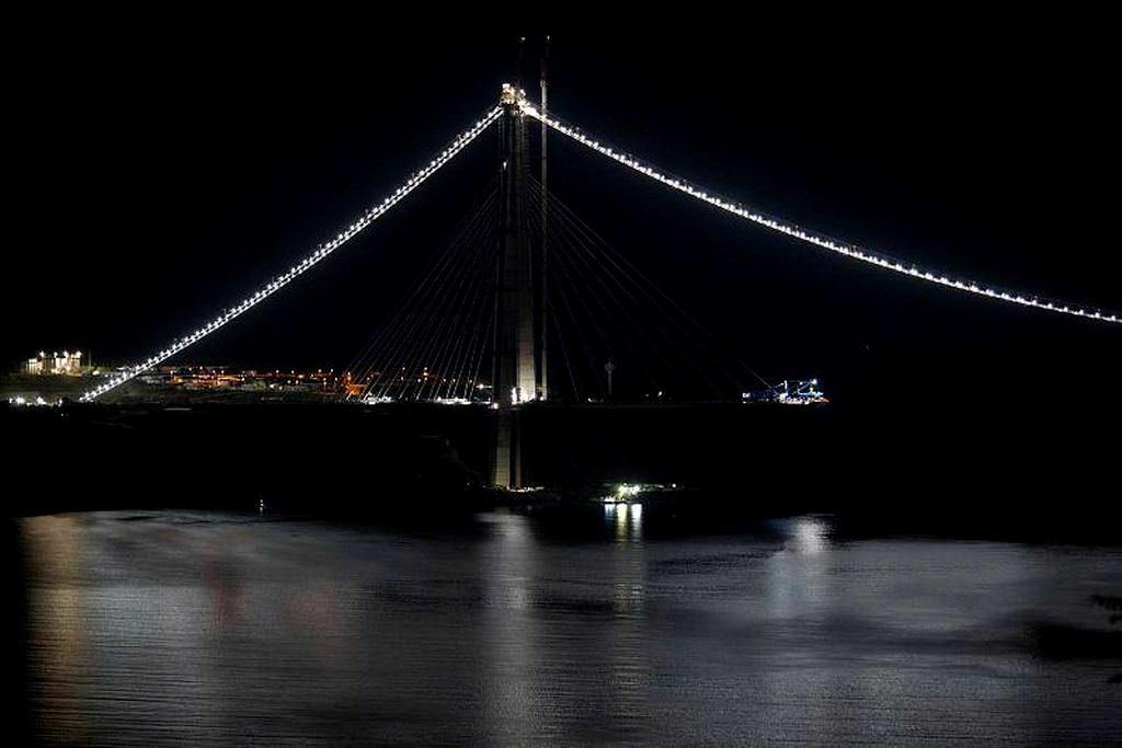 3. Köprü'den en yeni kareler