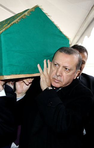 Abdullah Gül kay�npederini son...